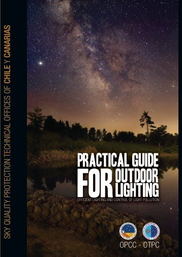 Practical Guide for outdoor lighting