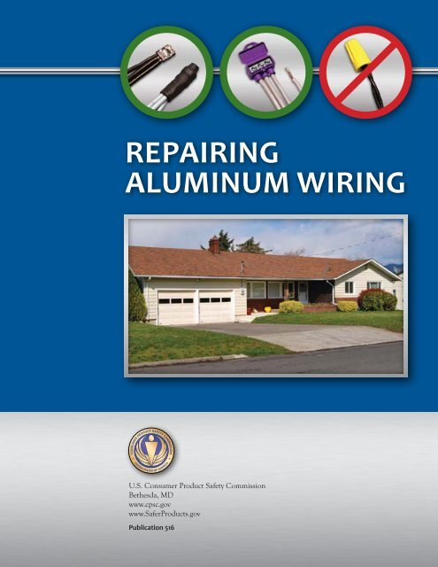 Fantastic Repairing Aluminum Wiring Consumer Product Safety Commission Wiring Cloud Nuvitbieswglorg