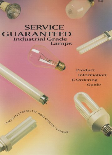 Intensity Discharge Lamps - Central Industries