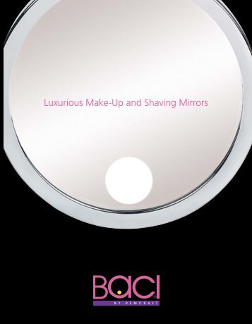 BACI Mirror Catalog - Remcraft Lighting Products, Inc.