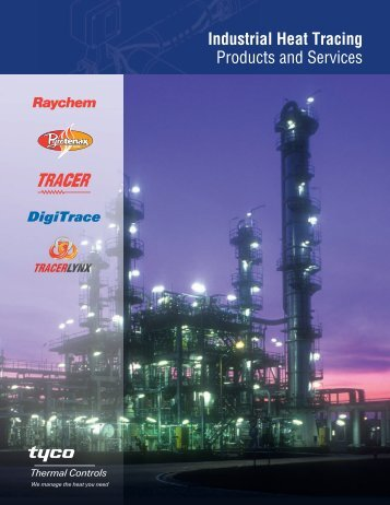 Industrial Heat Tracing Products and Services - Pentair Thermal ...