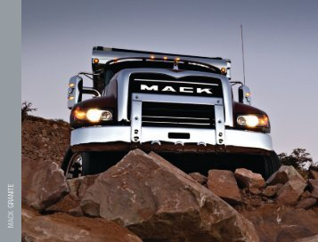 M ACK GRANITE - Mack Trucks!