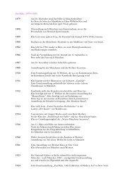 Biographie Paul Klee und Franz Marc - Zentrum Paul Klee