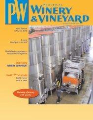 WINERY EQUIPMENT - Scheid Vineyards