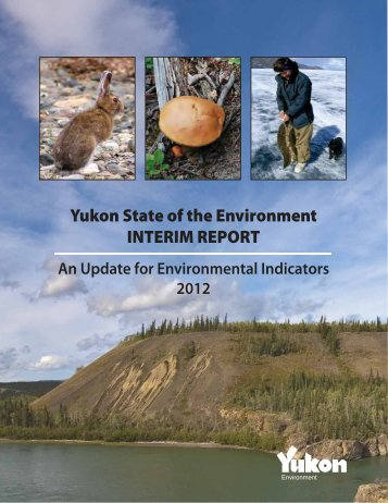 Yukon State of the Environment Interim Report 2012