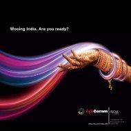 Sales Brochure - InfoComm India 2013
