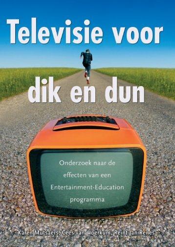 Televisie voor dik en dun - Wageningen UR