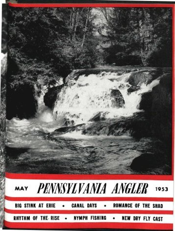 pennsylvania angler 1953 - Pennsylvania Fish and Boat Commission