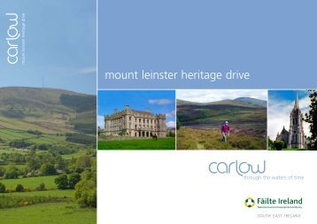 mount leinster heritage drive - Carlow Tourism