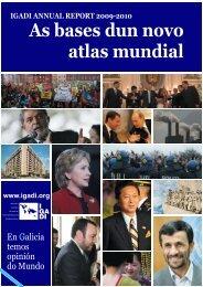 As bases dun novo atlas mundial - Igadi