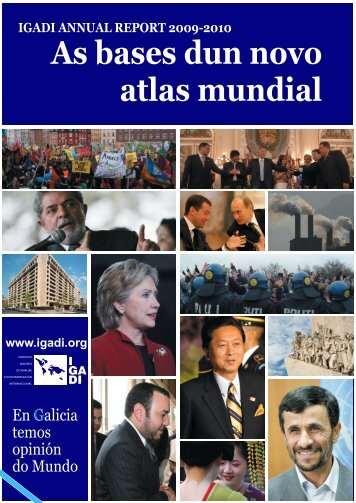 As bases dun novo atlas mundial - Igadi