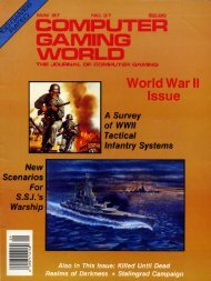 Computer Gaming World Issue 37 - TextFiles.com