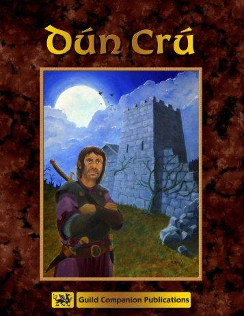 Dun Cru:Layout 1 - The Guild Companion