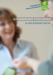 RatgebeRseRie PsychiatRie - PDGR