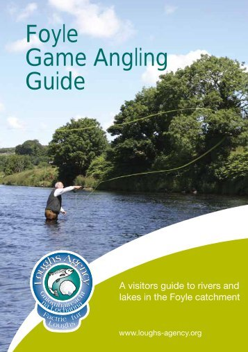 Foyle Game Angling Guide - Limavady Borough Council