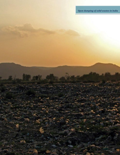 Sustainable Solid Waste Management In India The Fu Foundation
