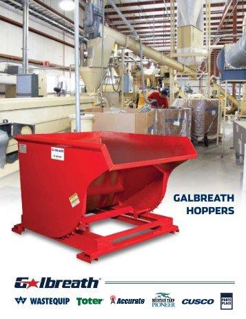GalbreatH Hoppers - Wastequip