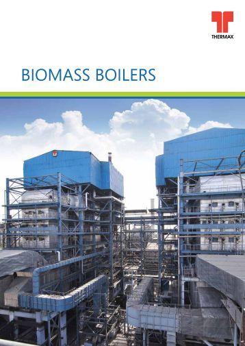 Boilers: Thermax Boilers