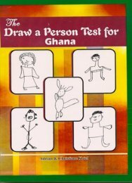 4. The Draw a Person Test for Ghana