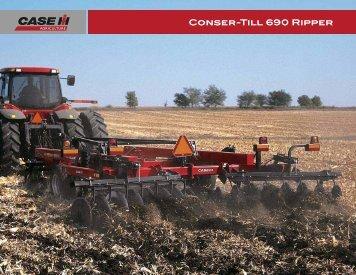 Download Brochure Conser-Till 690 Ripper - Case IH