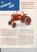 Farmall Cub Brochure - Antique Farming - Page 3