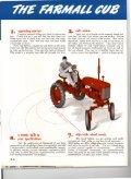 Farmall Cub Brochure - Antique Farming - Page 4