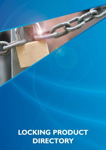 Locking Products