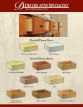 Dovetail Drawer Box Options - Page 3