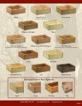 Dovetail Drawer Box Options - Page 4