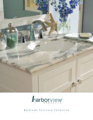 B a t h r o o m F u r n i t u r e C o l l e c t i o n - Harborview Products