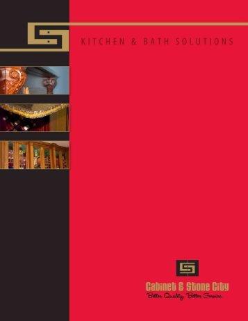 Download Catalog - Affordable Kitchen Cabinets
