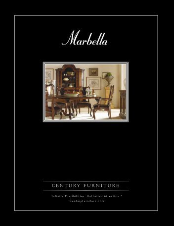 Marbella - Century Furniture