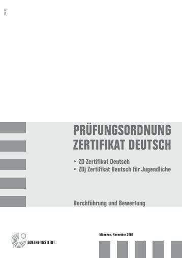 Goethe Institut Zertifikat B1 Modellsatz Zyrtec Sirop Prix Maroc
