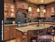 2013 Product Catalog - The Solid Wood Cabinet Company