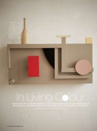 Nathalie Du Pasquier studio interview for Vogue Living
