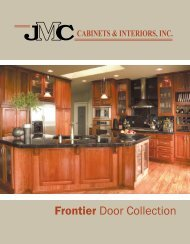 See Our New Catalog! - JMC Cabinets & Interiors, Inc.