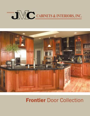 Anatomy of our cabinets shenandoah cabinetry - Kitchen cabinets design catalog pdf ...