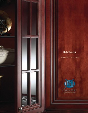 Kitchens - JSI Cabinetry