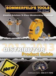 Sommerfeld's Tools For Wood Dealer Brochure - Digital Marketing ...