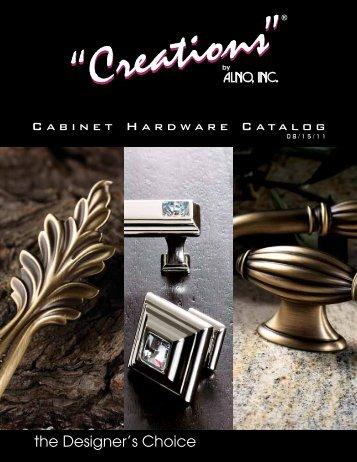 Cabinet Hardware Catalog