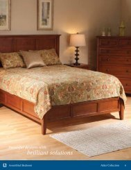 Whittier Wood Products - 2011 Ready-to-Finish Catalog