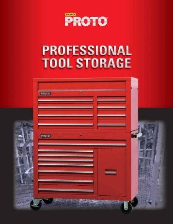 Proto® Professional Tool Storage (P20627) - Proto Industrial Tools