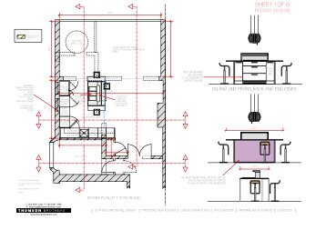 our standard scale drawings and plans - thomsonbrothers.co.uk