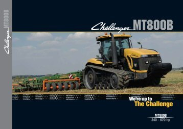 MT800B Brochure - Flamsteed Equipment