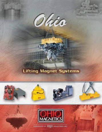 Ohio Lifting Magnets - HBD Industries, Inc.