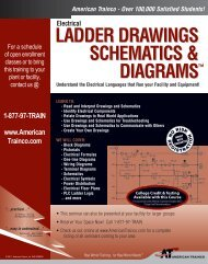 Ladder drawings schematics & diagrams - Canadian Trainco