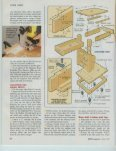 Sofa Valet End Table Plans - Page 3