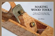 Traditional Woodworking Tools You Can Make in Your Own Shop ...