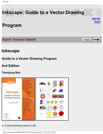 inkscape version francaise