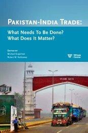 Pakistan-India Trade: